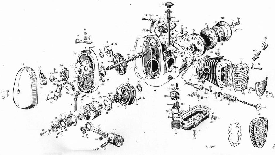 bmw boxer engine diagram - wiring diagrams image free