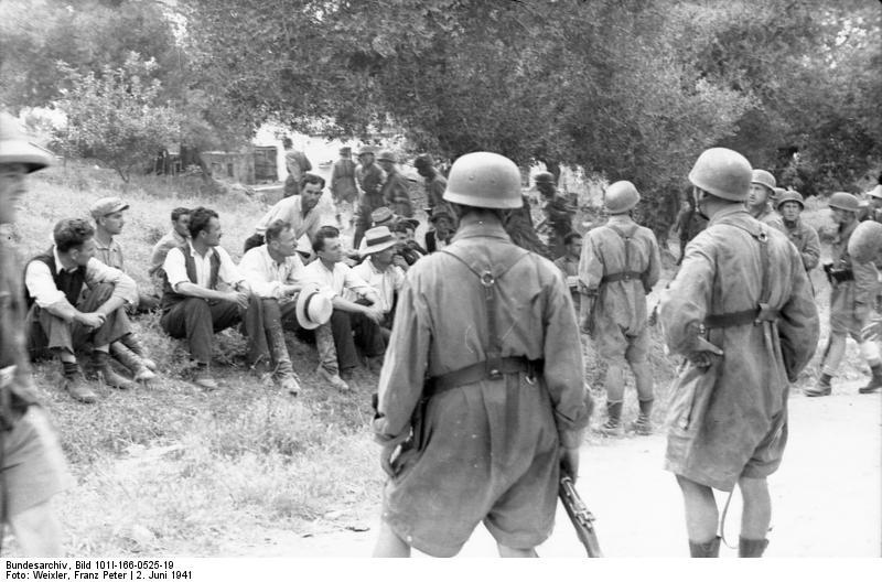 Fallschirmjäger net - Kondomari Massacre